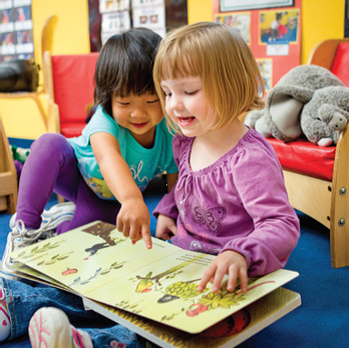 Tips on Helping Your Preschool Child Learn to Read – TUTOR TIME